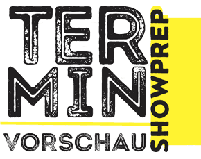 Terminvorschau – showprep®