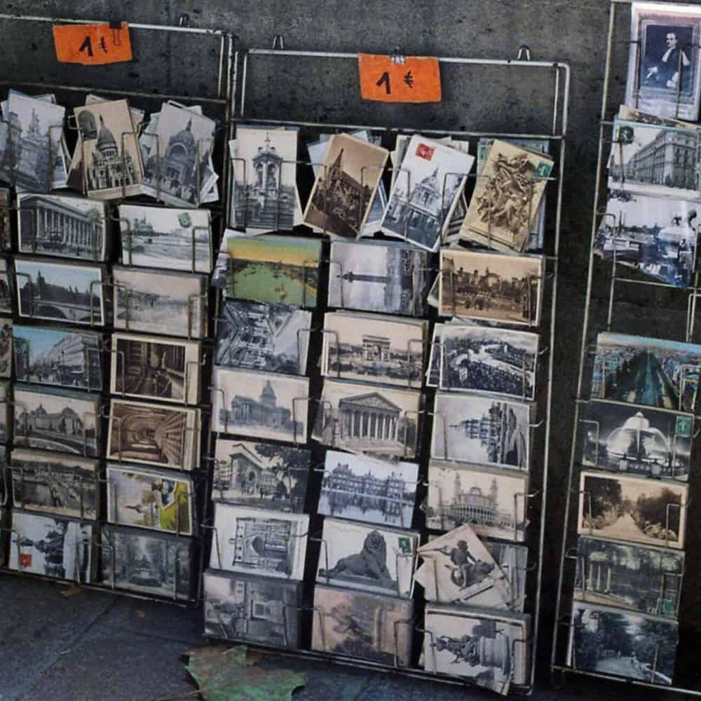 Einführung der Postkarte in Deutschland